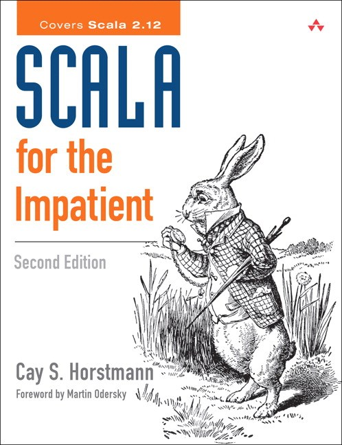 Scala for the Impatient, 2nd Edition