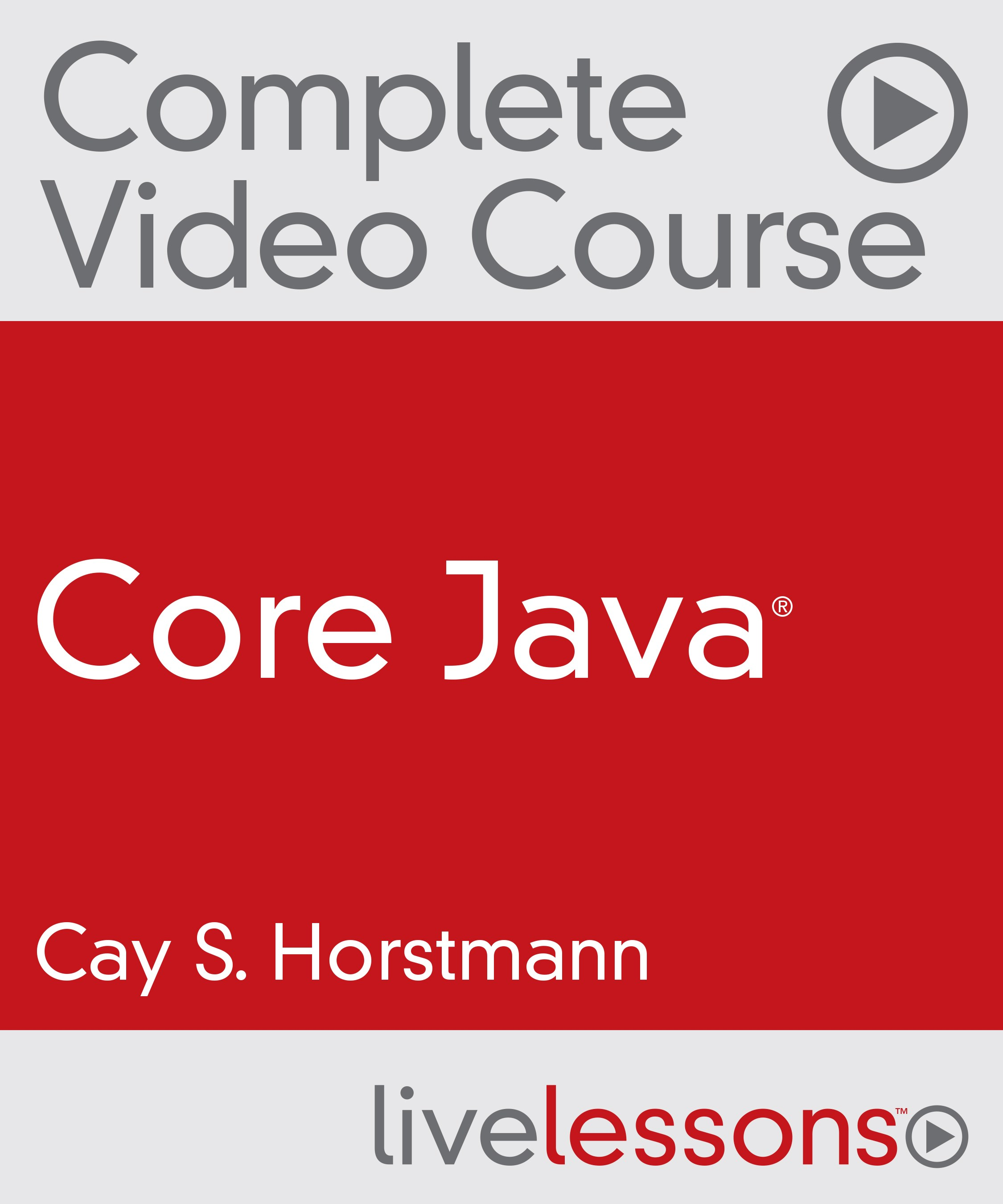 Core Java Complete Video Course (Video Training)