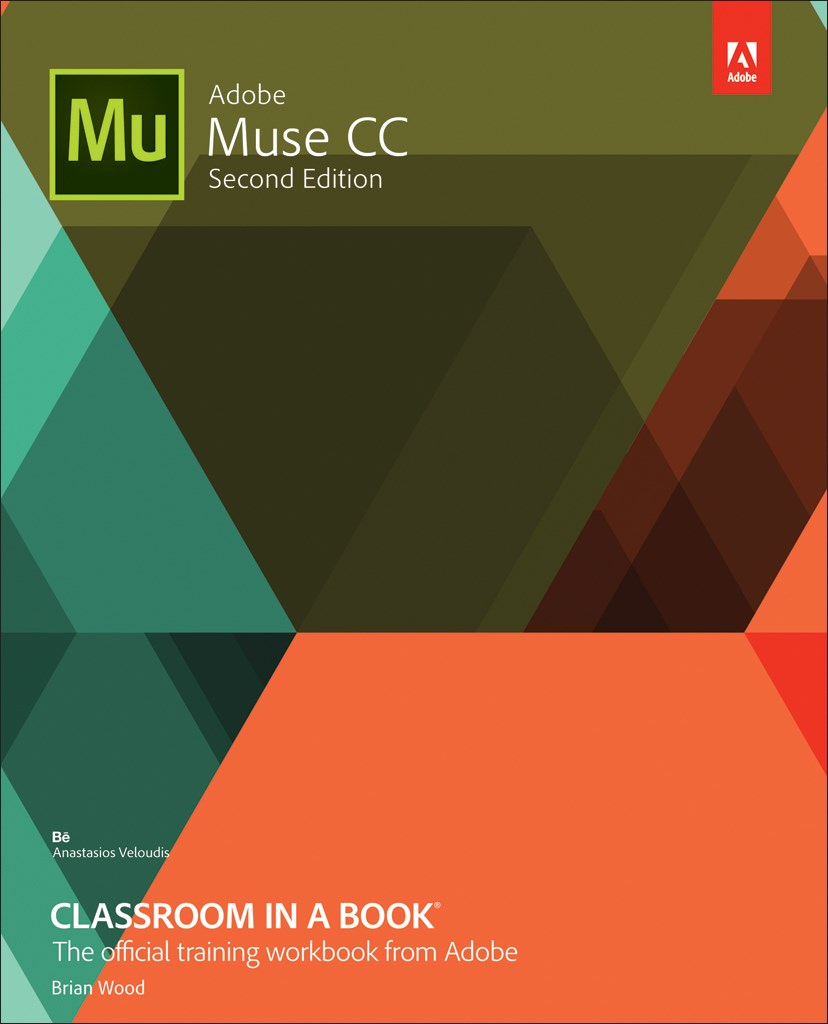 Adobe Muse CC Classroom in a Book, 2nd Edition