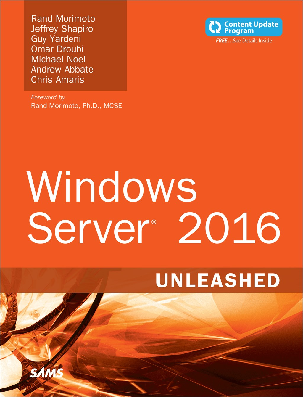 Windows Server 2016 Unleashed (includes Content Update Program)