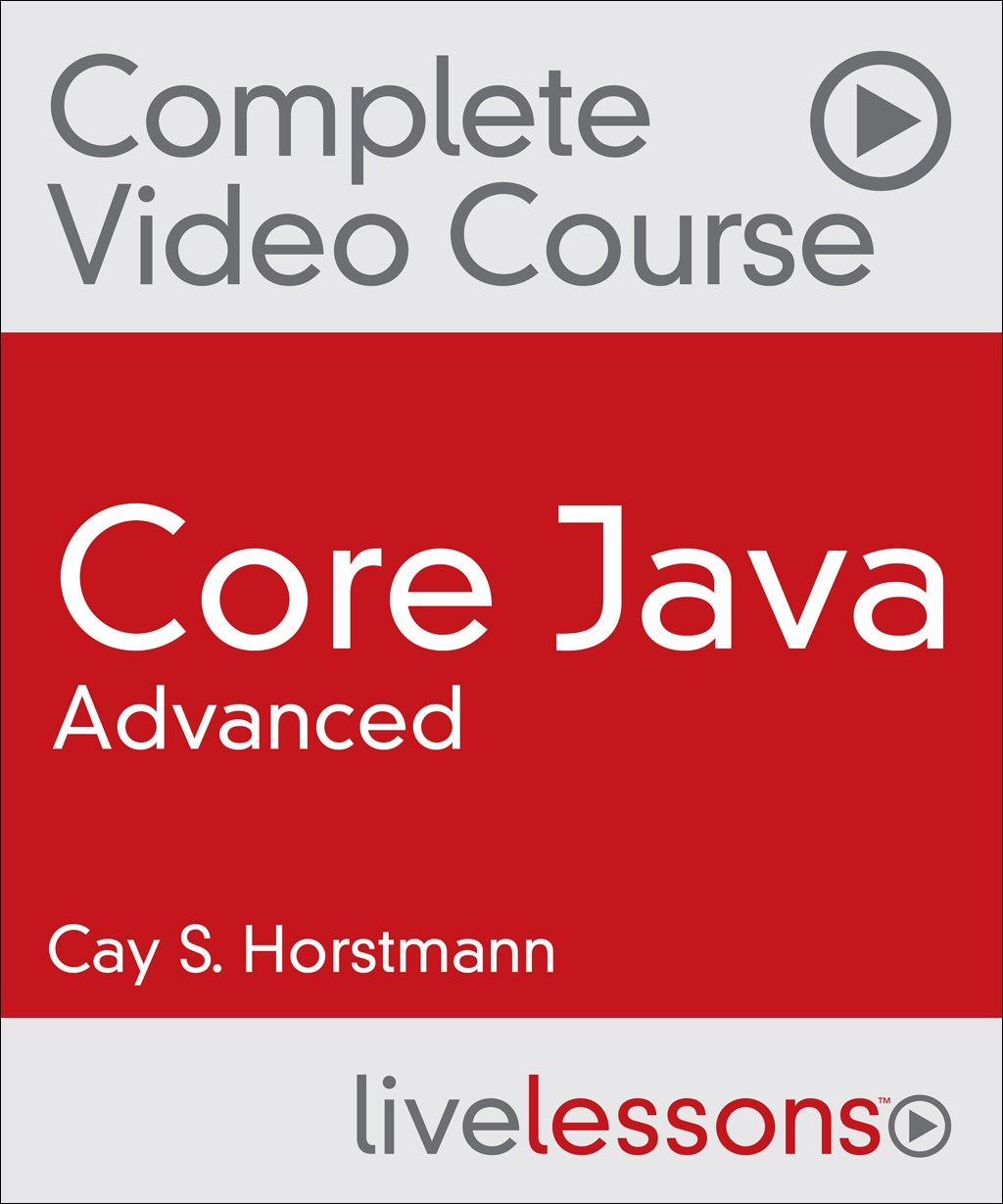Core Java: Advanced Complete Video Course (Video Training)