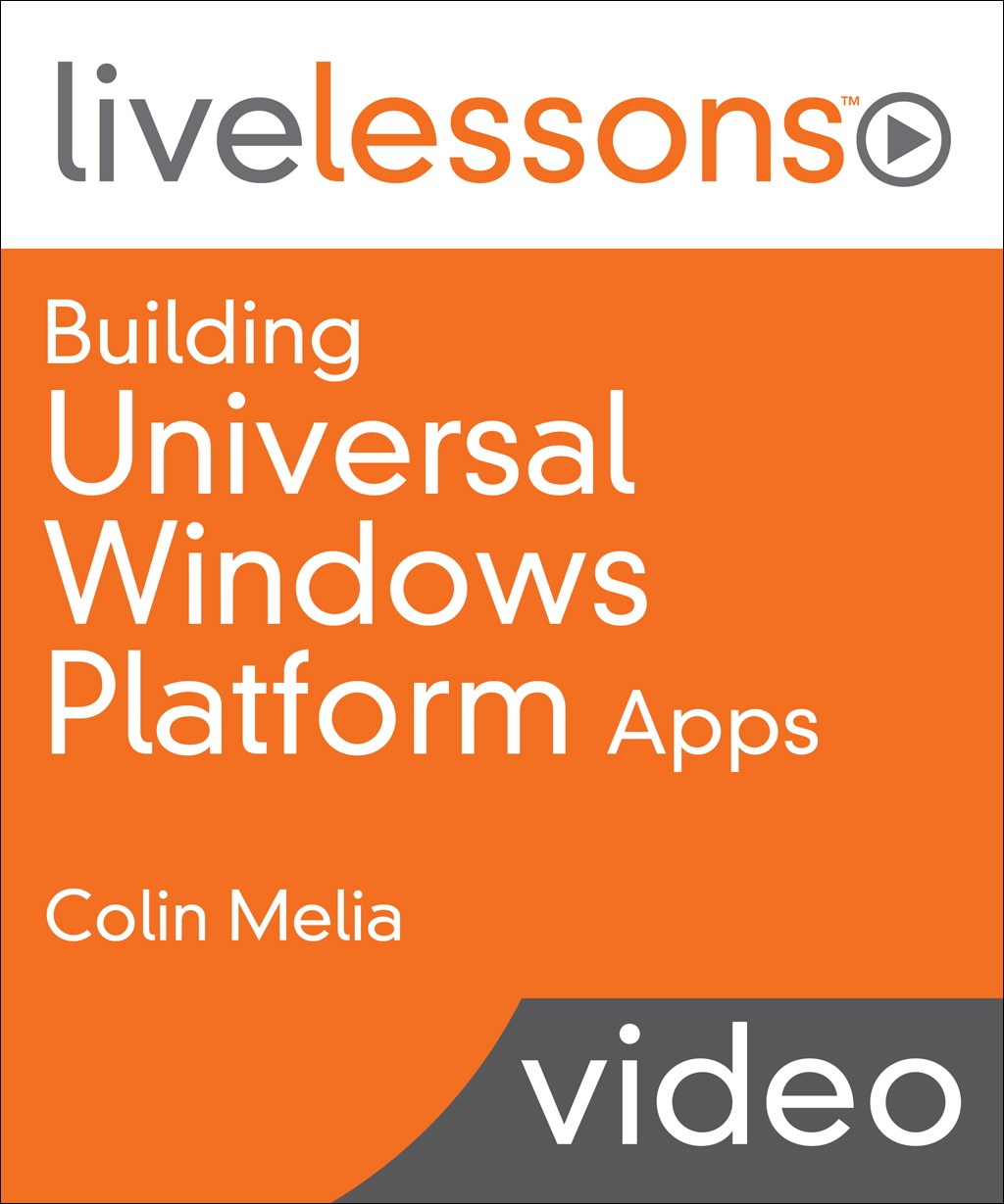 Building Universal Windows Platform Apps