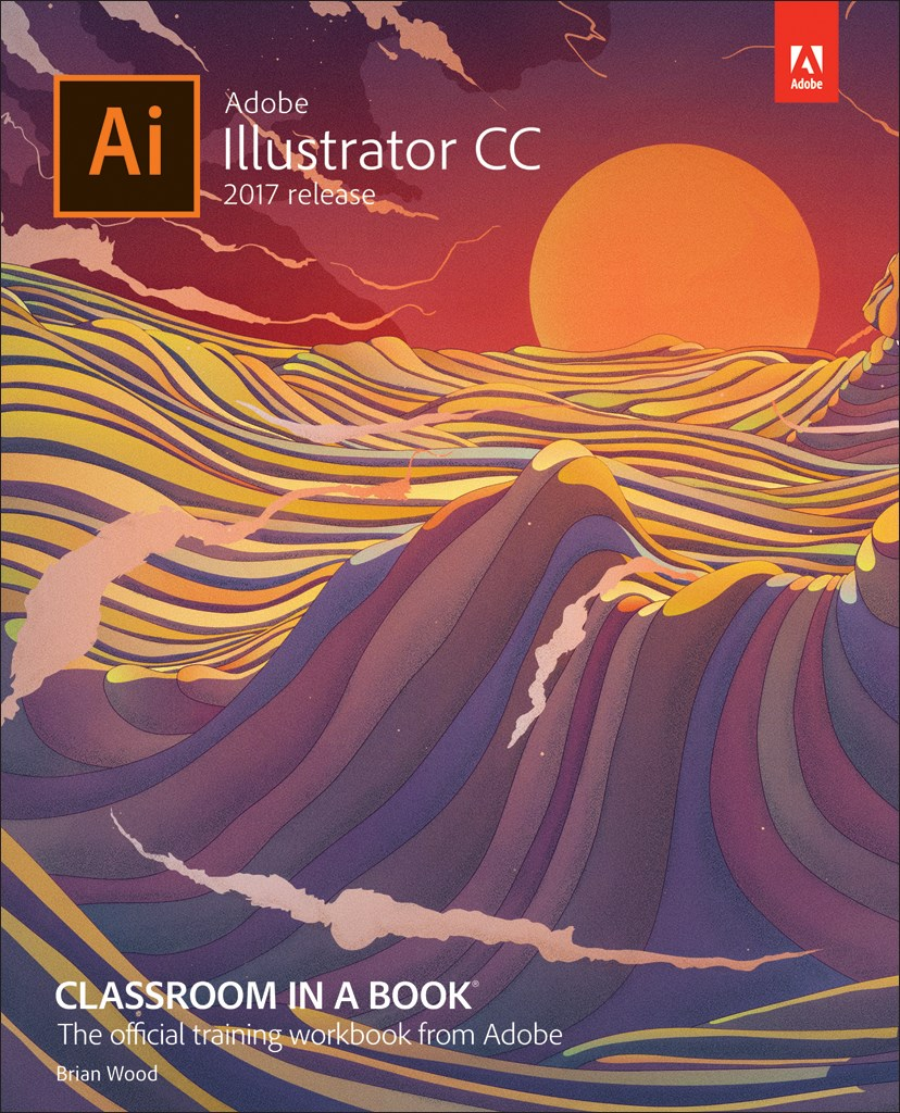Adobe Illustrator CC Classroom in a Book (2017 release), Web Edition