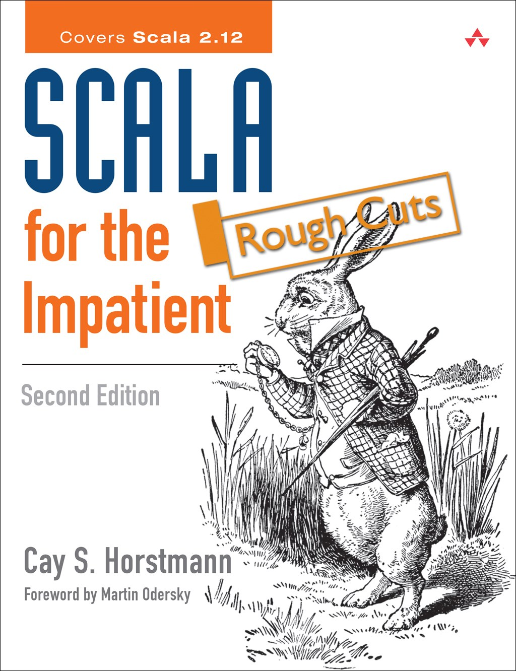 Scala for the Impatient,Rough Cuts, 2nd Edition