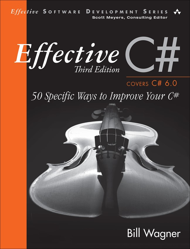 Effective C# (Covers C# 6.0), (Web Edition and Content Update Program): 50 Specific Ways to Improve Your C#, 3rd Edition