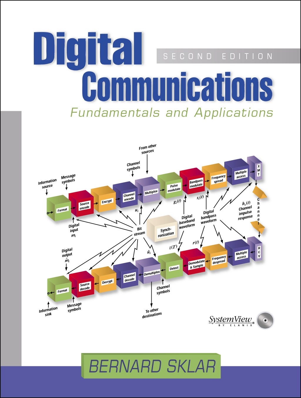 Digital Communications: Fundamentals and Applications (Paperback), 2nd Edition