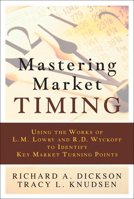 Mastering Market Timing: Using the Works of L.M. Lowry and R.D. Wyckoff to Identify Key Market Turning Points (Paperback)