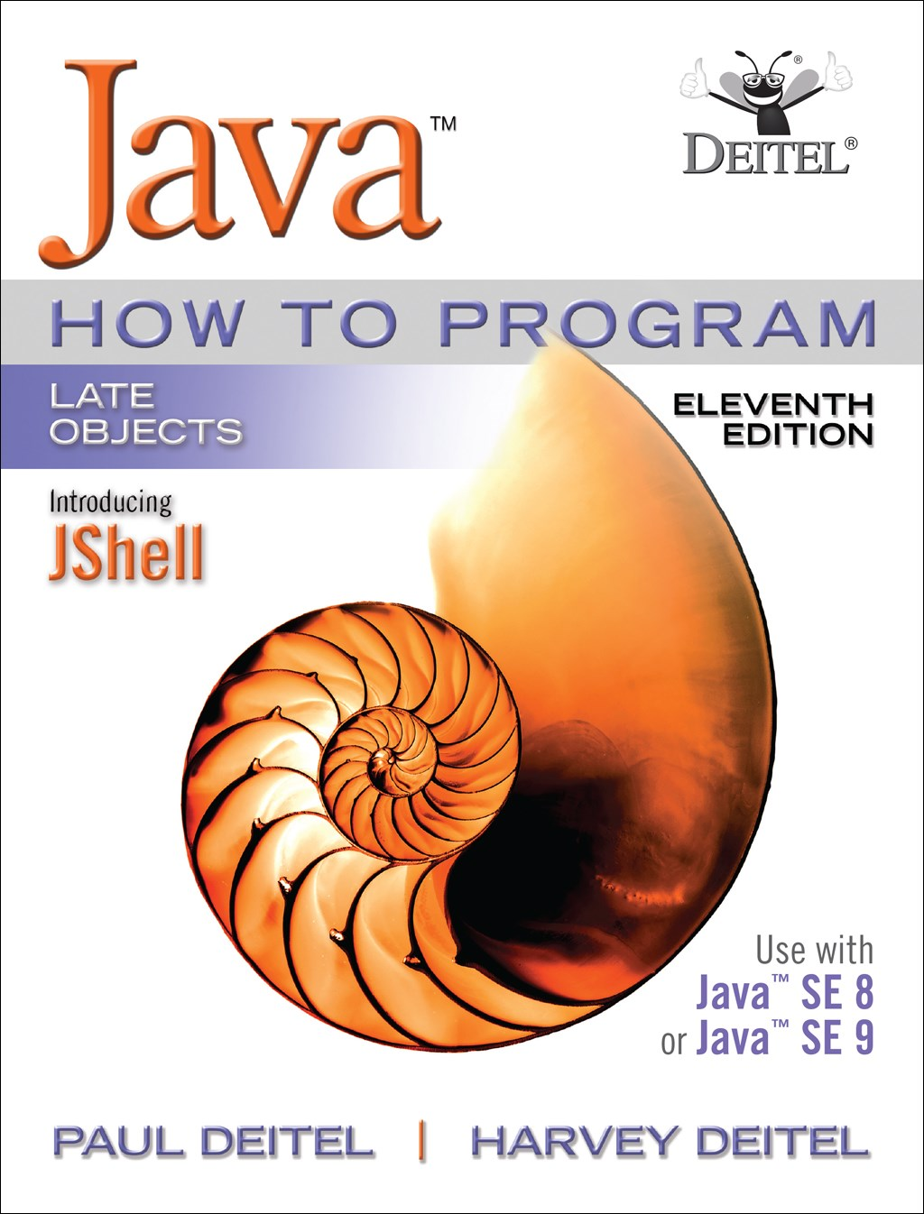 Java How To Program, Late Objects, 11th Edition