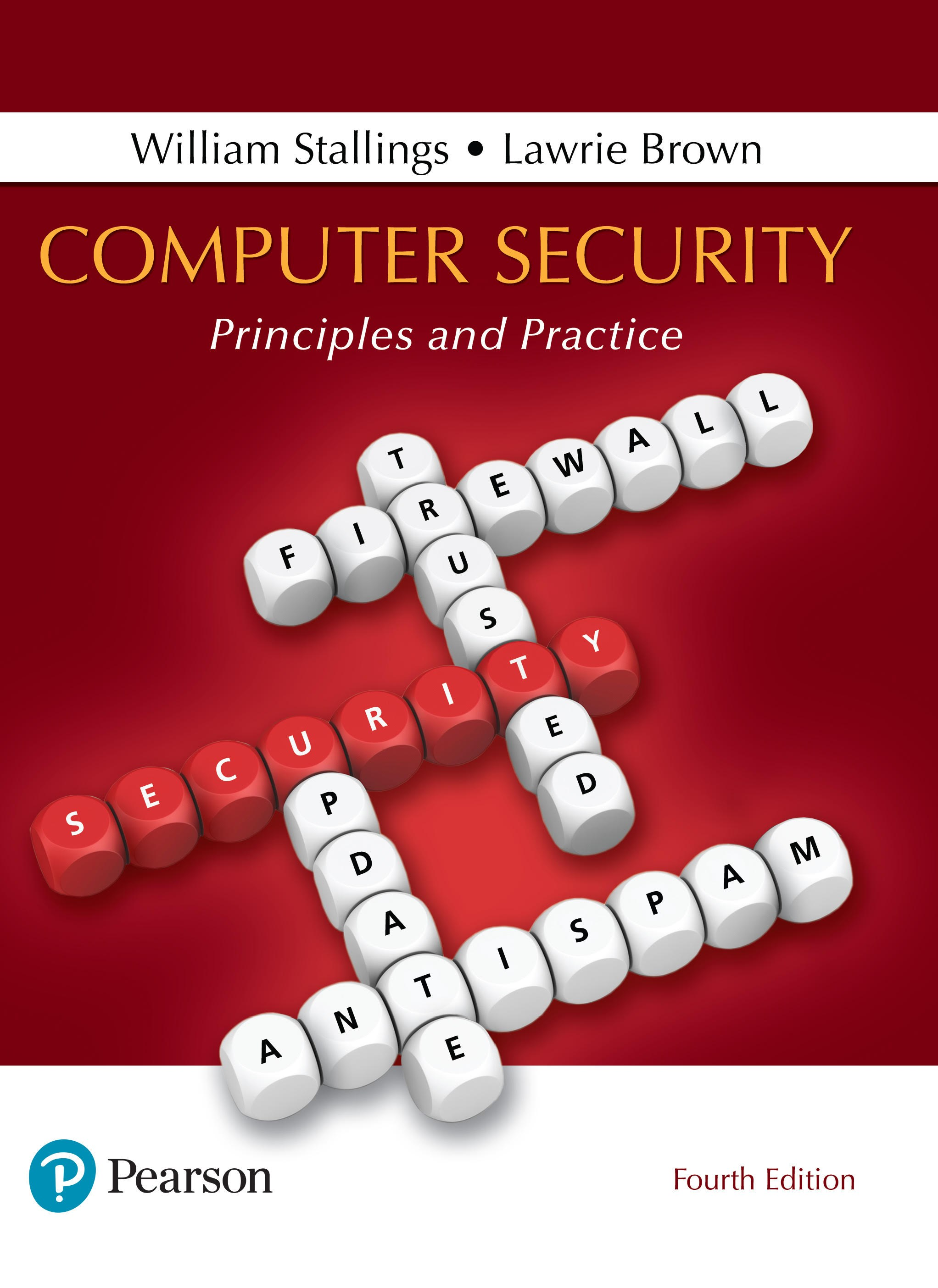 Computer Security: Principles and Practice, 4th Edition.