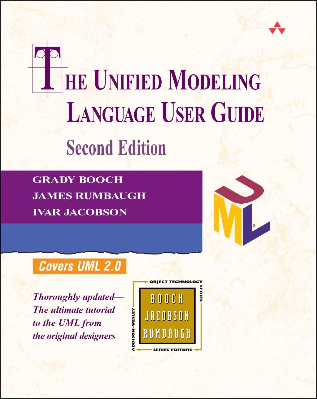 Unified Modeling Language User Gde., 2nd Edition