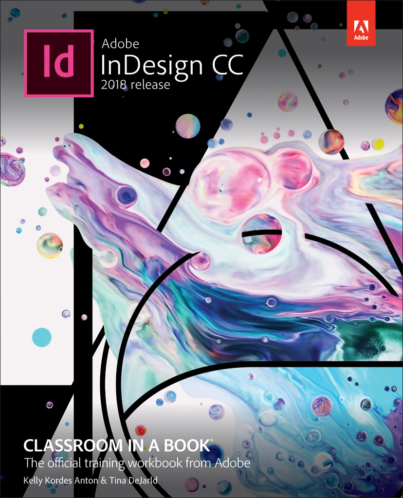 Adobe InDesign CC Classroom in a Book (2018 release), Web Edition