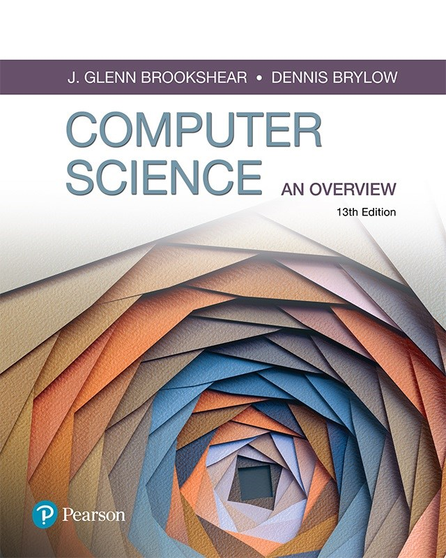 Computer Science: An Overview, 13th Edition