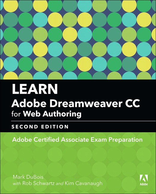 Cavanaugh:Learn Adobe DW CC Web Au