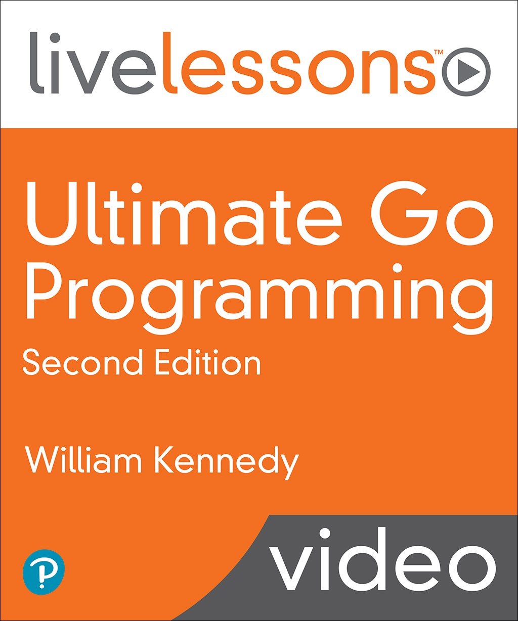 Ultimate Go Programming, Second Edition