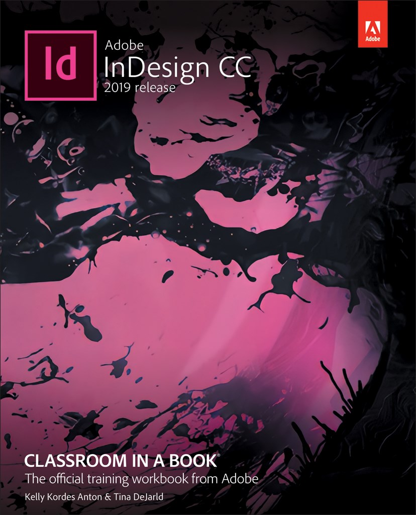 Adobe InDesign CC Classroom in a Book (2019 Release), (Web Edition)