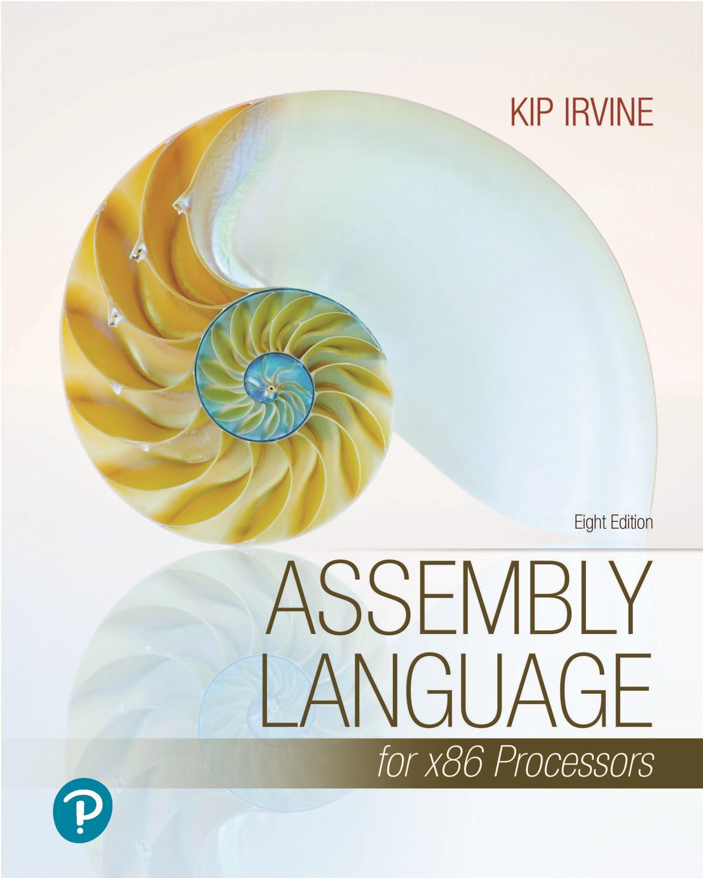 Assembly Language for x86 Processors (Print-on-Demand), 8th Edition