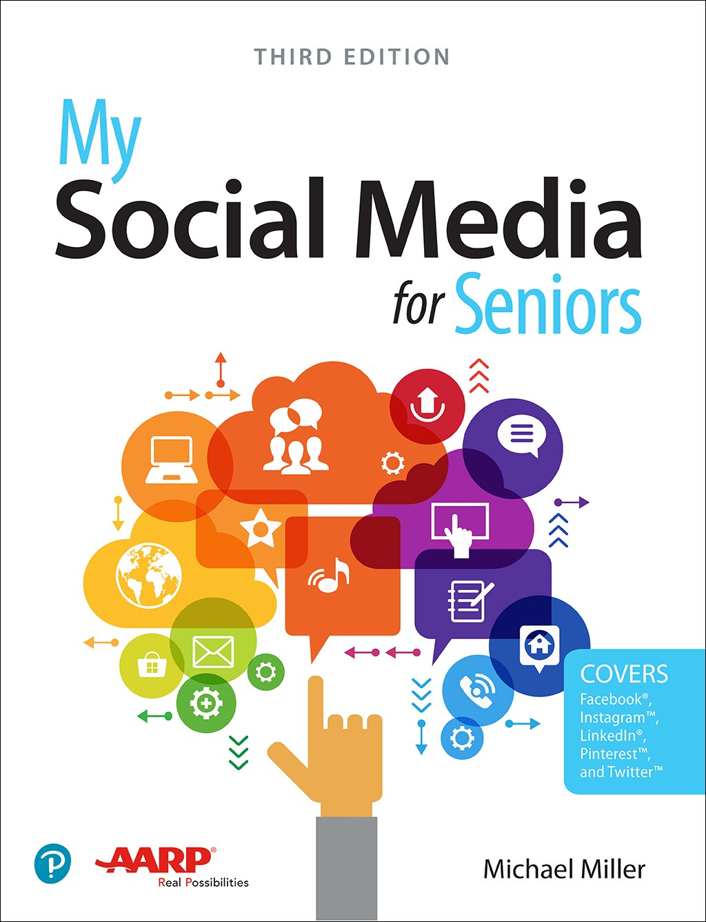 My Social Media for Seniors, 3rd Edition