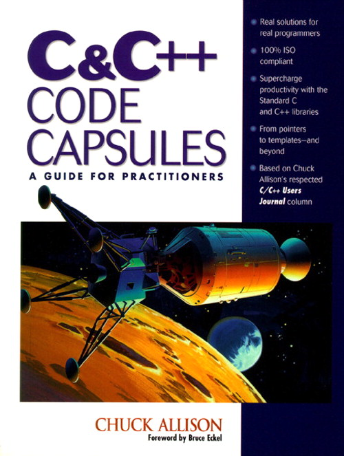 C & C++ Code Capsules: A Guide for Practitioners
