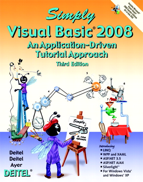 Simply Visual Basic 2008, 3rd Edition