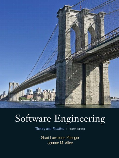 Software Engineering: Theory and Practice, 4th Edition
