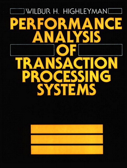 Performance Analysis of Transaction Processing Systems
