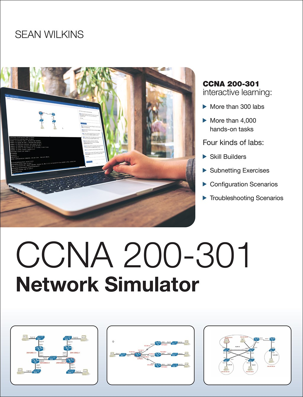CCNA 200-301 Network Simulator, Download Version