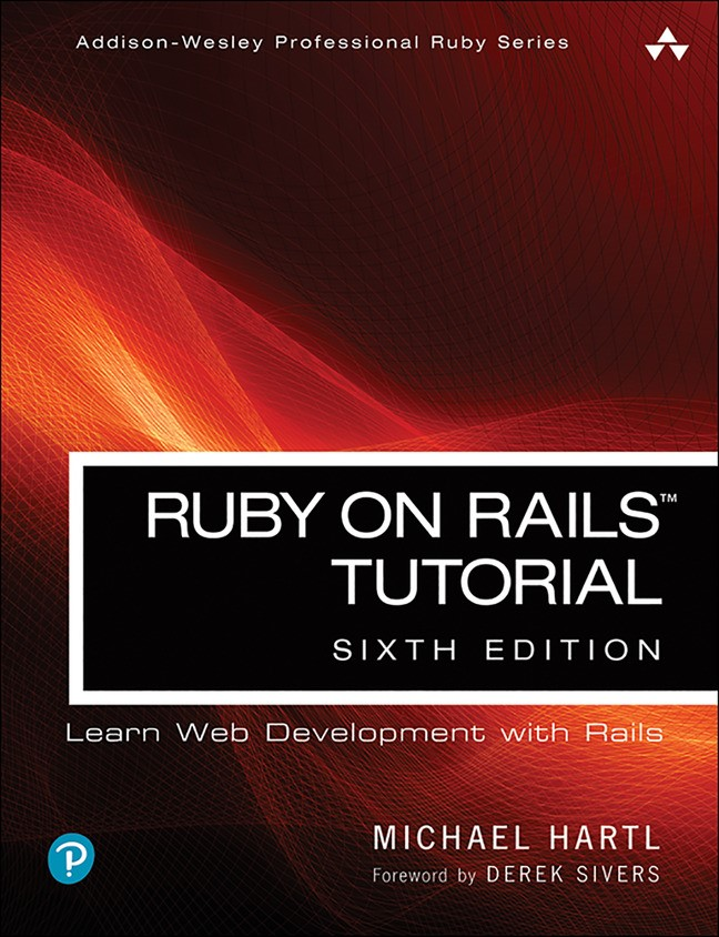 Ruby on Rails Tutorial, 6th Edition