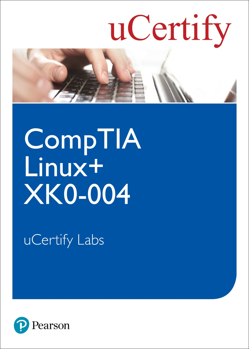 CompTIA Linux+ XK0-004 Cert Guide uCertify Labs Access Code Card