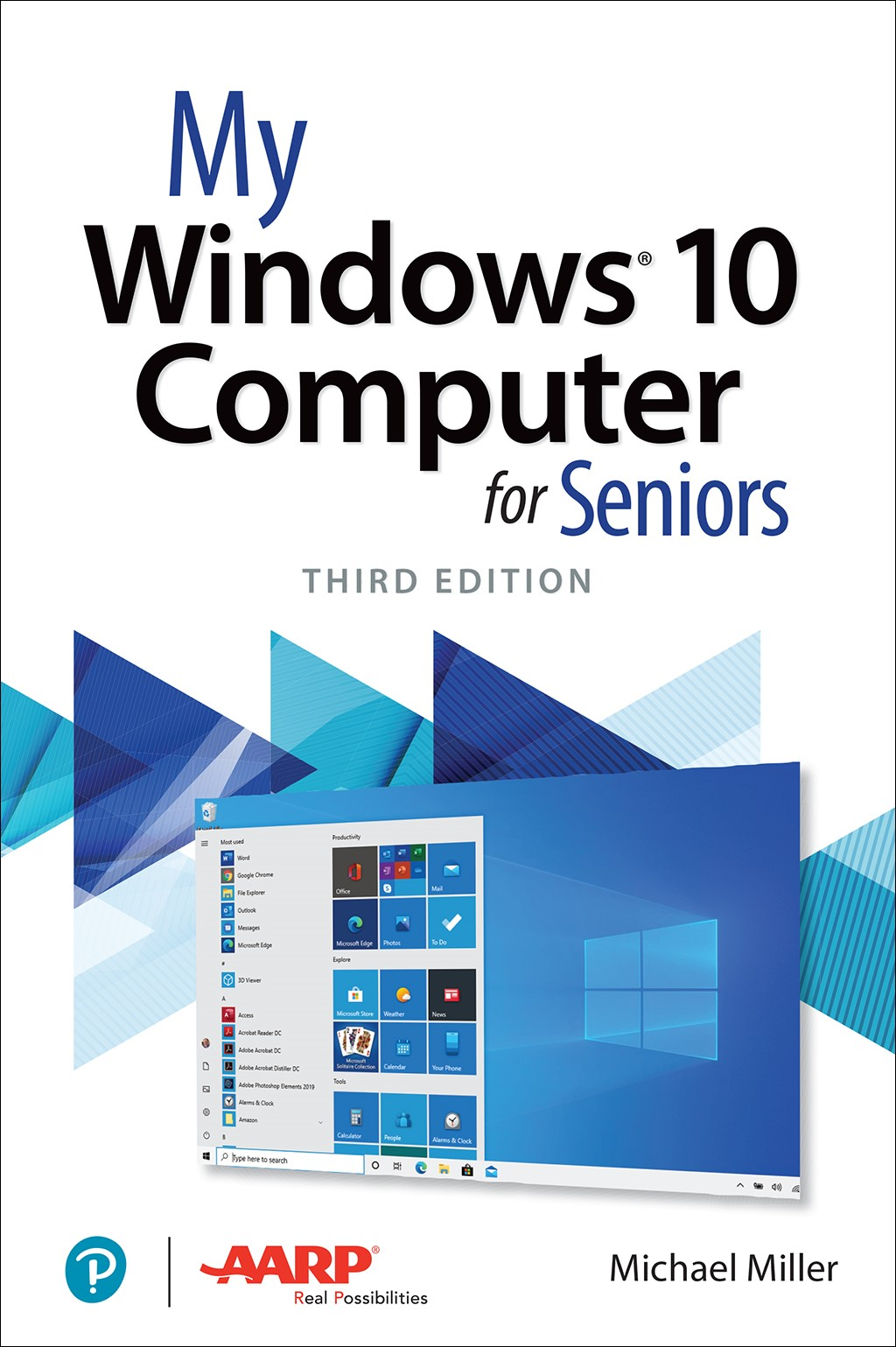 My Windows 10 Computer for Seniors, 3rd Edition