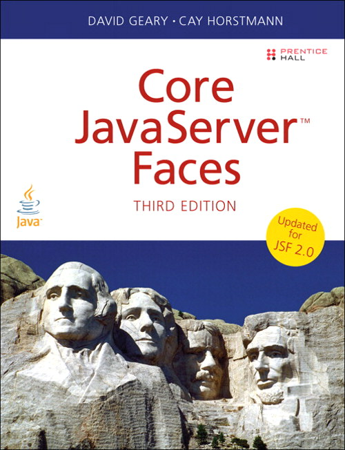 Core JavaServer Faces, 3rd Edition
