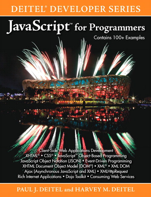 JavaScript for Programmers, Adobe Reader