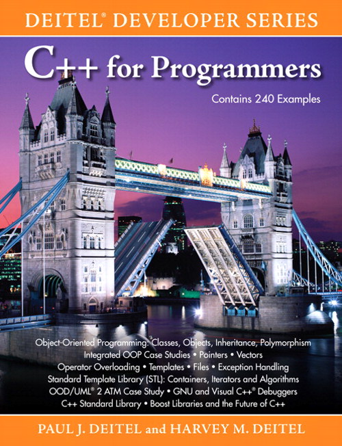 C++ for Programmers, Adobe Reader