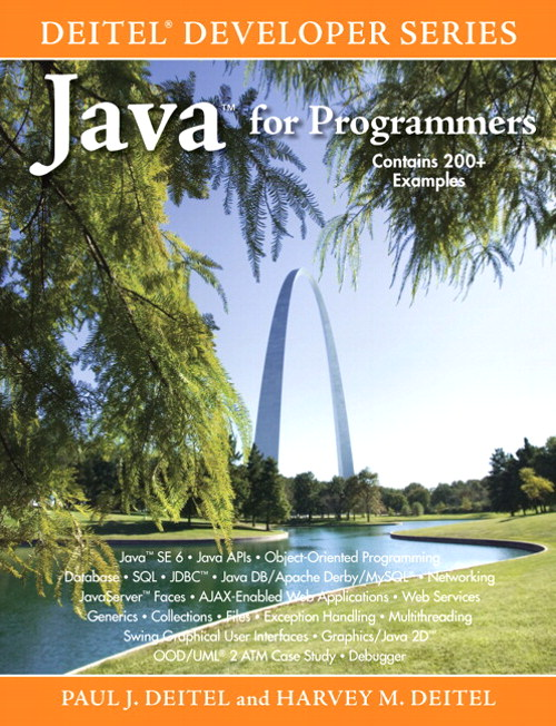 Java for Programmers, Adobe Reader