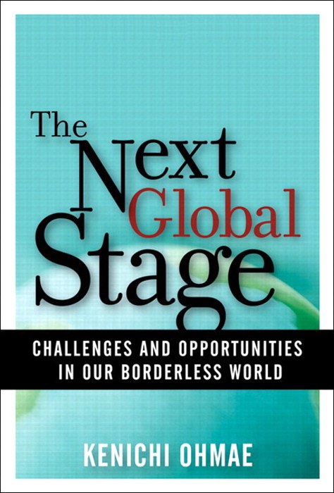 Next Global Stage, The: Challenges and Opportunities in Our Borderless World (paperback)