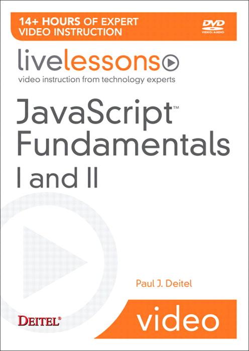 JavaScript Fundamentals LiveLessons image