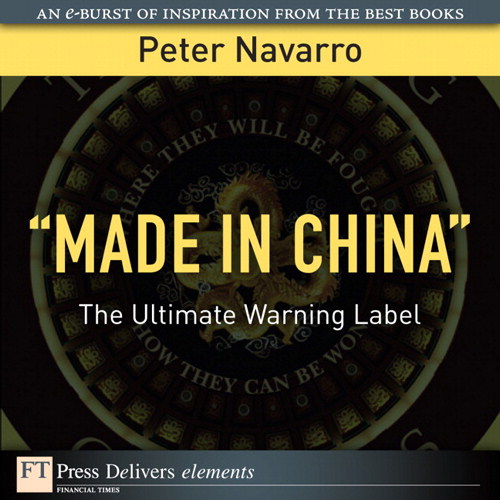 """Made in China"": The Ultimate Warning Label"