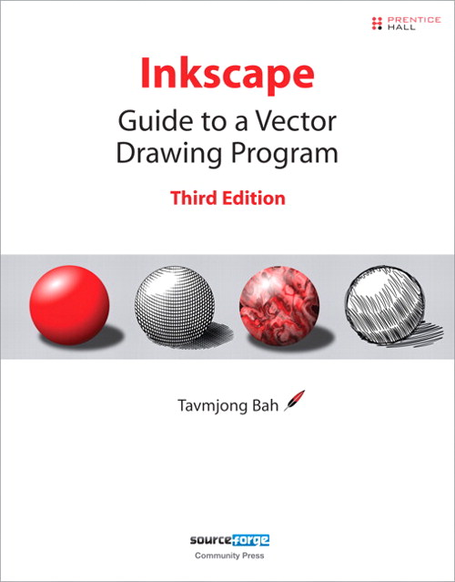 Inkscape: Guide to a Vector Drawing Program, 3rd Edition