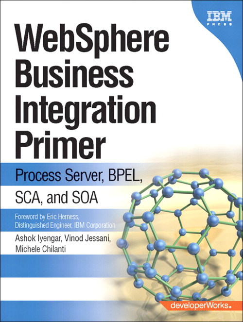 WebSphere Business Integration Primer: Process Server, BPEL, SCA, and SOA (Adobe Reader)