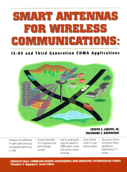 Smart Antennas for Wireless Communications: IS-95 and Third Generation CDMA Applications