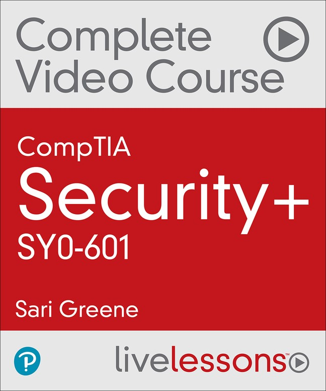 CompTIA Security+ SY0-601 Complete Video Course (Video Training)