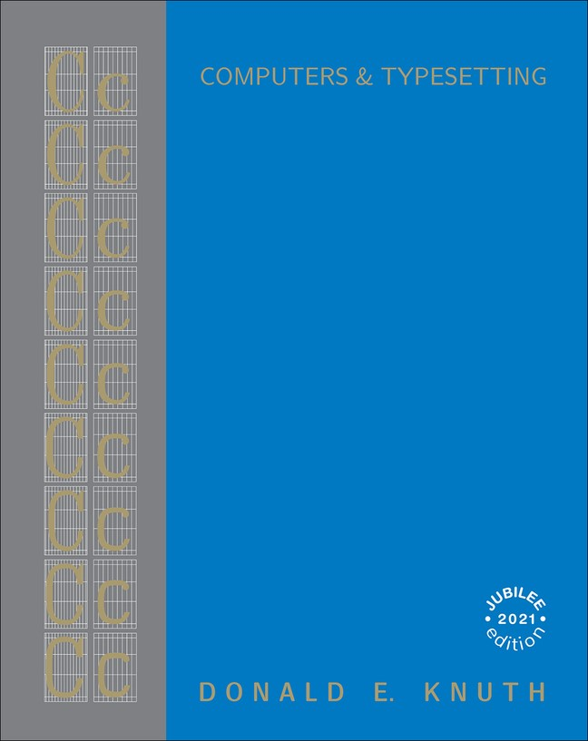 Computers & Typesetting, Volume C: The Metafont Book