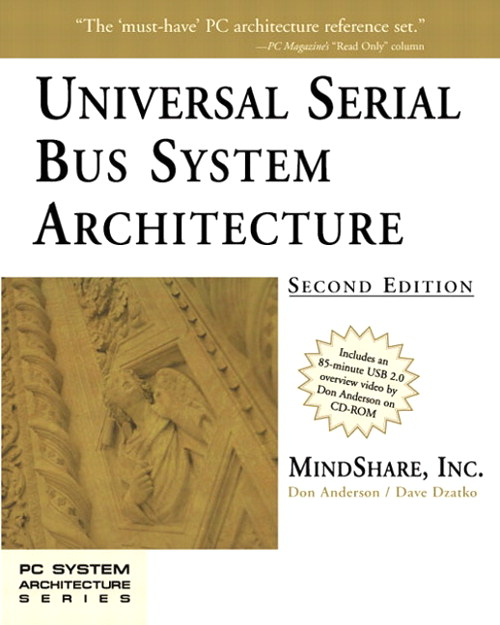 Universal Serial Bus System Architecture, 2nd Edition