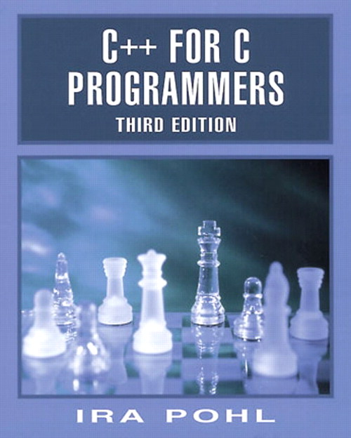 C++ For C Programmers, Third Edition, 3rd Edition