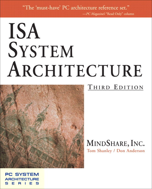 ISA System Architecture, 3rd Edition