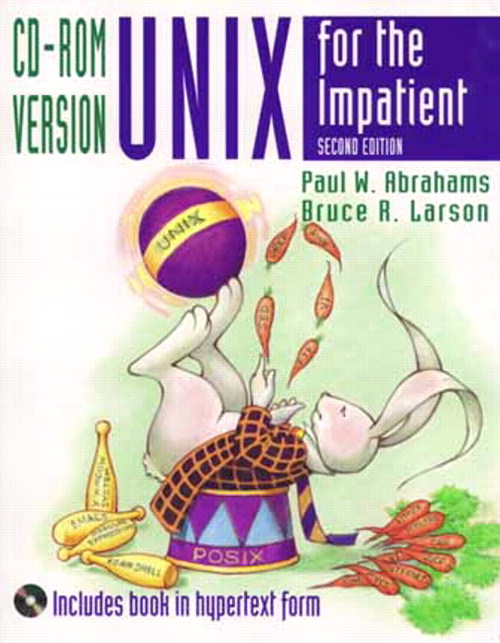 Unix for the Impatient, CD-ROM Version, 2nd Edition
