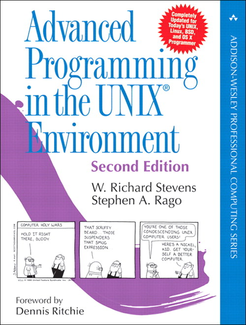Advanced Programming in the UNIX Environment, 2nd Edition