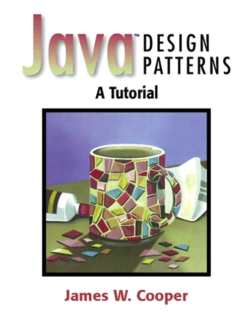 Book Cover Pattern Java : Java™ design patterns a tutorial informit