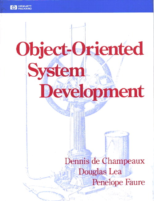 Object-Oriented System Development