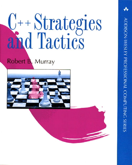 C++ Strategies and Tactics