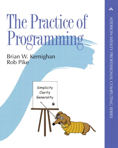 Practice of Programming, The